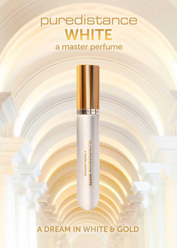 puredistance WHITE a master perfume