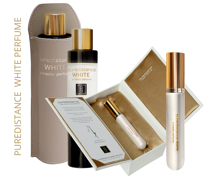 Puredistance WHITE Perfume extrait reviews