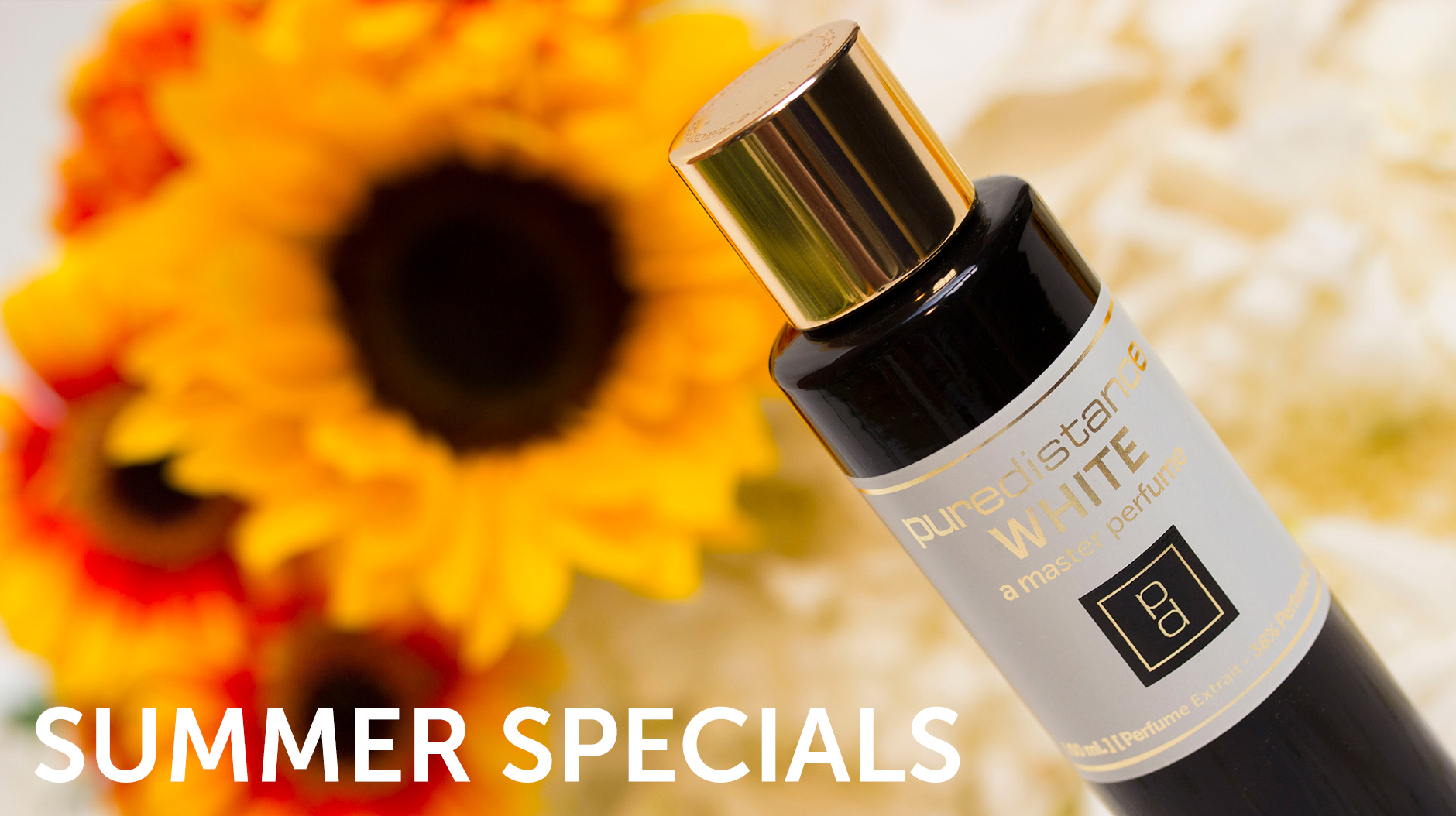 puredistance white perfume summer specials