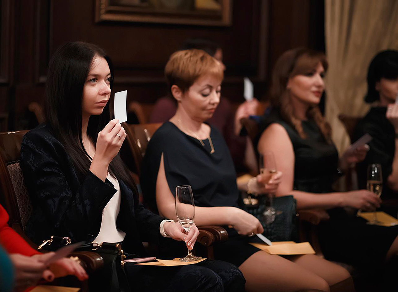 Puredistance Perfume Event in Dnipro